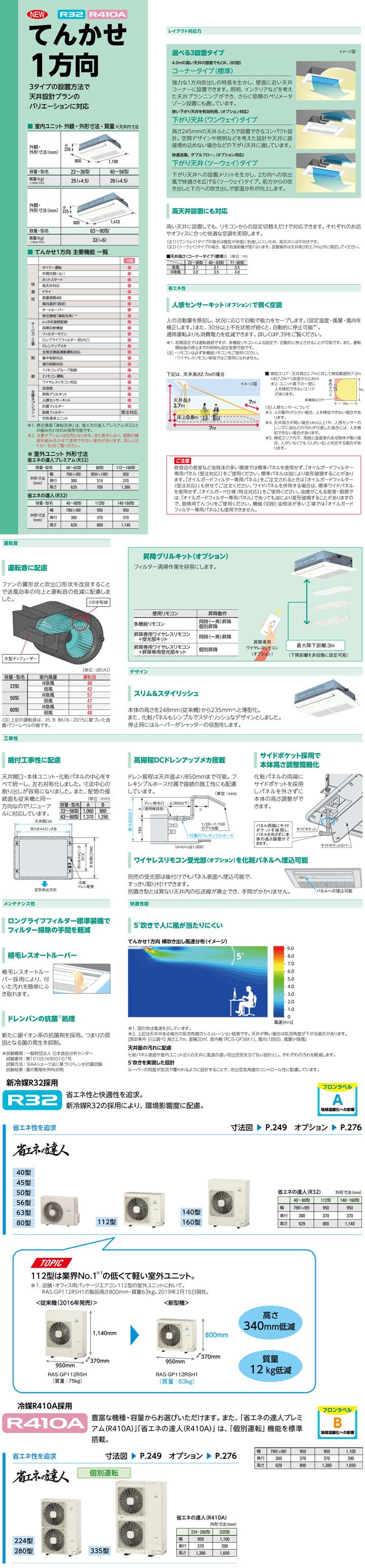 RCIS-GP45RSHJ3カタログ